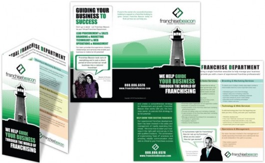 Franchise Beacon brochure