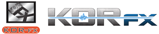 KOR-fx logo redesign
