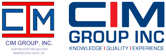 Cim Group logos