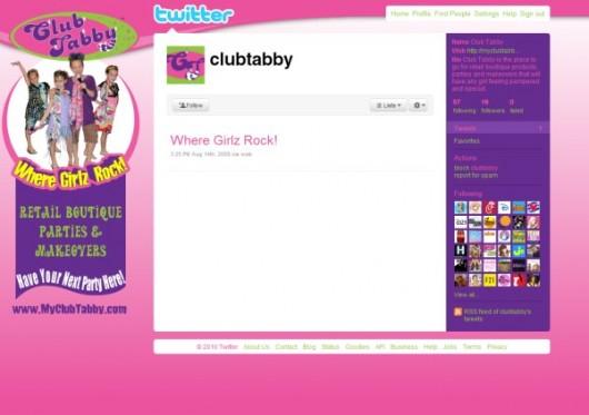 Club Tabby Twitter